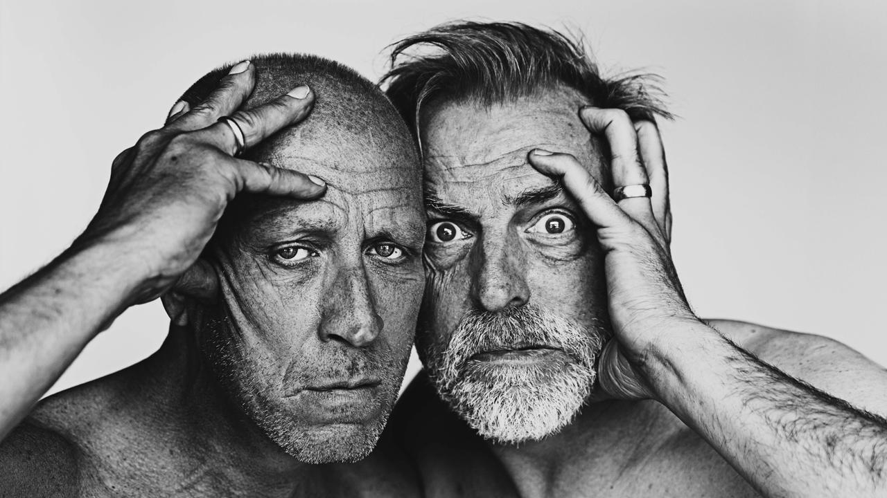 Højmoderne To halvgamle mænd | PolitikenBillet IT-25